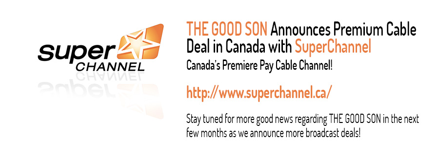 The Good Son, Now Available on SuperChannel in Canada