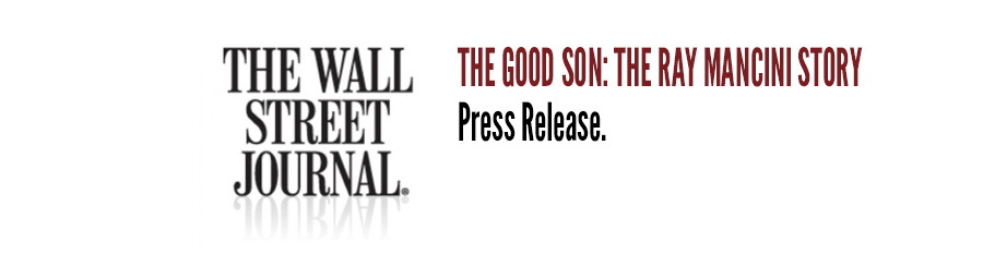 Wall Street Journal: SnagFilms To Premiere THE GOOD SON